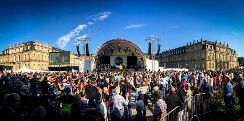 Das Festival – Schlossplatz Stuttgart